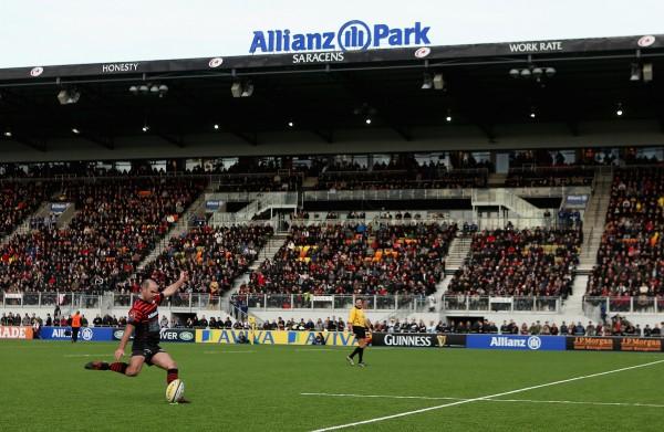 Saracens v Exeter Chiefs - Aviva Premiership