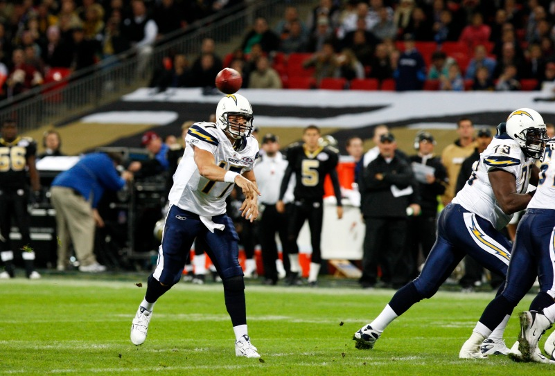 San Diego Chargers v. New Orleans Saints